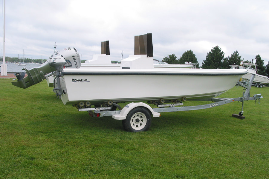 Romarine Boats 20' Center Console