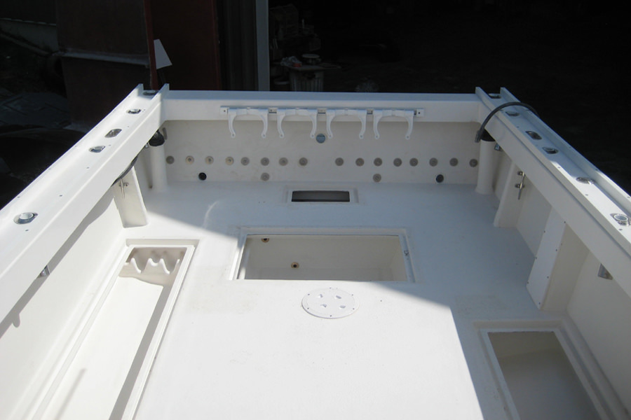 Romarine Boats 24' Off-Shore - Optional Under Floor Storage